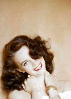 Natalie Wood by Peter Basch