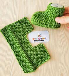 """""""Večer v Alžírsku"""". Baby Booties Knitting Pattern, Booties Crochet, Crochet Baby Booties, Crochet Slippers, Baby Knitting Patterns, Knitting Designs, Crochet Patterns, Knitting For Kids, Loom Knitting"""