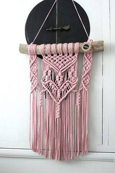 Macrame Wall Hanging 'Lucy Rose'