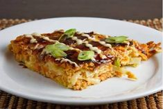 Okonomiyaki (japanse Pannenkoek) recept | Smulweb.nl