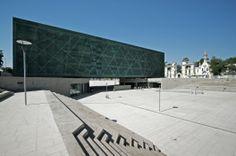 Museo de la Memoria. Chile.