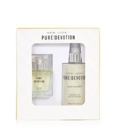 Pure Devotion Perfume and Body Shimmer Gift Set