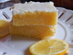 MorningNooNight: Easy Lemon Brownies