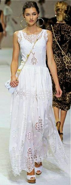 Dolce & Gabbana _ Wedding Dress
