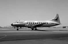 Chicago Midway Airport - North Central Airlines - Convair 340 | Flickr - Photo Sharing!