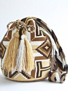 tassen van wayuu monchila stam