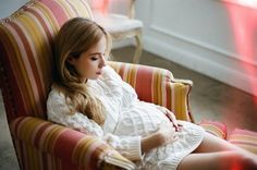 Relax and enjoy your pregnancy. There's generally no reason to stress, even in the risky first trimester. Worry only increases the risk, so if you're worried, please relax first!