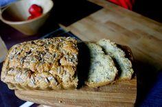chleb bez pszenicy i bez drożdży