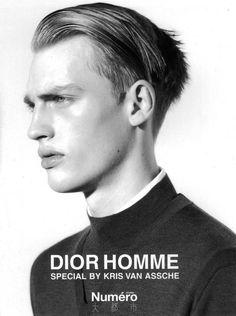 By: Alexander V Wesley Dior Homme | #MissKL #SpringtimeinParis