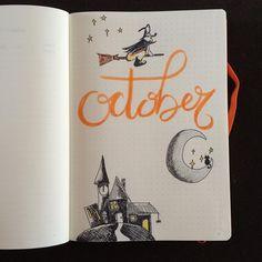 Bullet Journal Addict - 20 Beautiful Bullet Journal Autumn Spreads