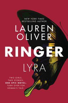 Cover Reveal: Ringer By Lauren Oliver
