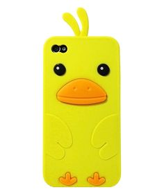 Yellow Chick Case for iPhone 4/4S