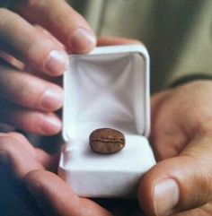 Will you... Drink coffee with me? :)