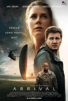 Arrival (2017) My favorite movie of 2017.