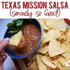 Texas Mission Salsa