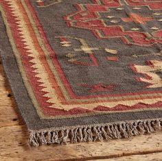 Sundance catalog - great rug