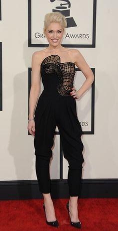 2015 Grammys | Gwen Stefani in Atelier Versace