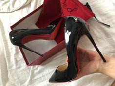 31736522cec9 black heels 7.5 (38)  fashion  clothing  shoes  accessories  womensshoes