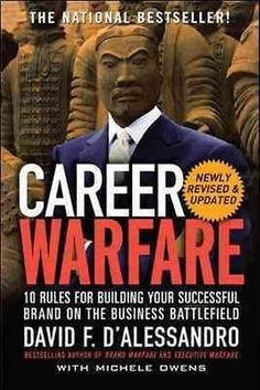 Career #warfare: 10 #rules for building your #sucessful brand on the business bat,  View more on the LINK: http://www.zeppy.io/product/gb/2/152058939471/