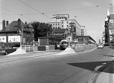 10 key Toronto intersections as they were 50 years ago