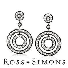 Black Diamond #Earrings