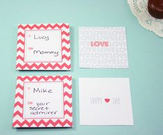 Free Valentine's Printable from Whisker Graphics