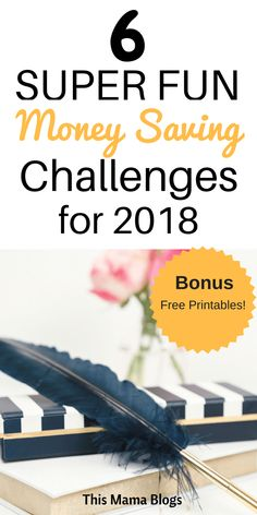 If you feel like your money-saving momentum is waning, come on! Let& play money and make our savings goals a bit more achievable with these fun money-saving challenges. Here, I am certain, everybody wins! Savings Challenge, Money Saving Challenge, Best Money Saving Tips, Saving Money, Money Tips, Save Money On Groceries, Ways To Save Money, Finance Blog, Finance Tips