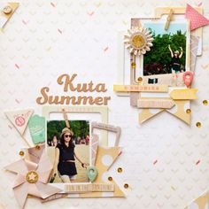 Kuta Summer by Evelynpy