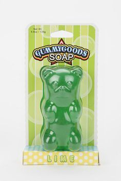 Gummy Bear Soap  #UrbanOutfitters