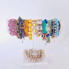 acrylic jewelry storage
