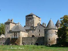 Laissac, France  Les Bourrines
