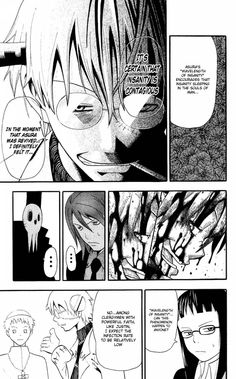 Read Soul Eater Chapter 23 Page 22 Online For Free Soul Eater Manga, Joker, Comics, Reading, Anime, Fictional Characters, Art, Scrappy Quilts, Art Background
