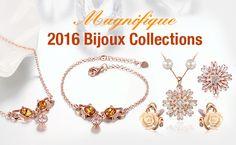 Magnifique 2016 Bijoux Collections