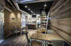 La Petite Brioche Bakery by Binomio Estudio | Interior Design Ideas, Cool Interior Design, Interior Design Inspiration - Yossawat.com