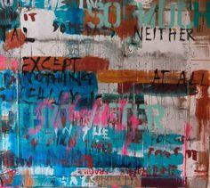 "Saatchi Art Artist Niki Hare; Painting, ""Except"" #art"