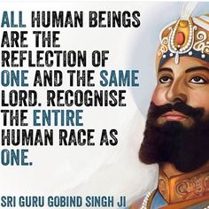 "The God of the Universe "".created Man in his image."" That would be all men. Co-exist in peace. Sikh Quotes, Gurbani Quotes, Punjabi Quotes, True Quotes, Deep Quotes, Bible Quotes, Kundalini Yoga, Sri Guru Granth Sahib, Guru Granth Sahib Quotes"