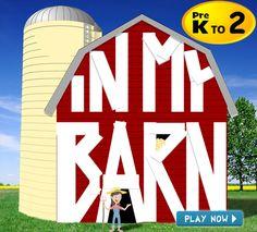 My American Farm - In My Barn