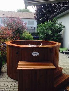 Diy Sauna, Outdoor Sauna, Indoor Outdoor, Outdoor Decor, Sauna Kits, Aqua, Home Decor, Bathing, Water