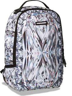 Diamonds Backpack Sprayground B057 - http://trendytravel.gr/package/diamonds-backpack-sprayground-b057/