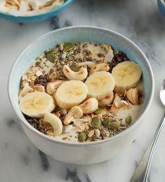 Ultimate Banana Smoothie Bowl