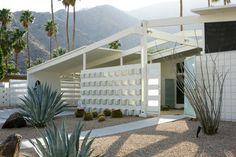 Mid-century Modern, Palm Springs, California