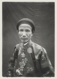 Hue 1926 - Son Excellence Nguyen Bay, ministre des Travaux publics et de la Guerre