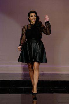Kim Kardashian West Pregnancy and Maternity Outfits: Glamour.com