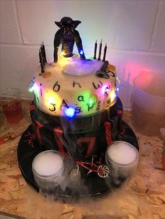 Stranger Things Season 1 Cake