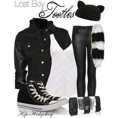 Lost Boy - Tootles - disney Peter Pan outfit