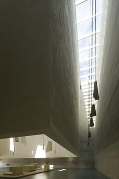 Massimiliano Fuksas. St Paolo Parish Church. © Moreno Maggi.