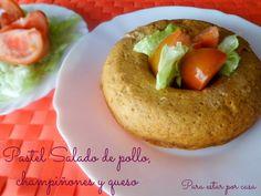 El primer desafío del año viene de mano de La Cocina de Camilni y su propuesta es Pastel Salado.