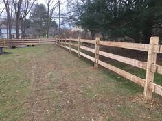 Our crews installed this 3-rail hemlock slip board fence in Bethlehem this week. #triborofence #woodfence Fence Styles, Bethlehem, Different Styles, Wood, Woodwind Instrument, Timber Wood, Wood Planks, Trees, Woodworking