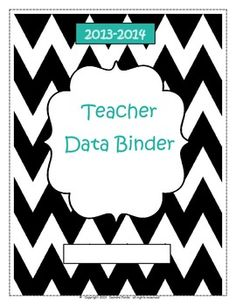 Teacher Evaluation Binder: Danielson Framework 2