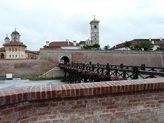 plecat de acasă: Cetatea Alba Iulia - Cetate bastionară în stil Vau...